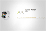 iWatch and IF design award